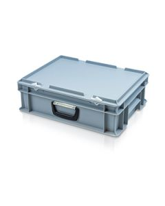 Hinged Lid Container 400x300x133mm