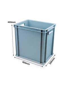 Large Charger Plate Storage Box