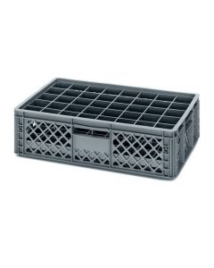 Top Section 40 Compartment Euro Crate Divider Insert