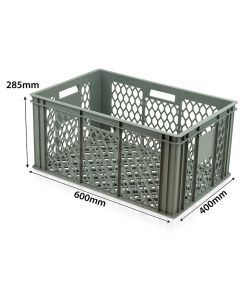 Ventilated Euro Container