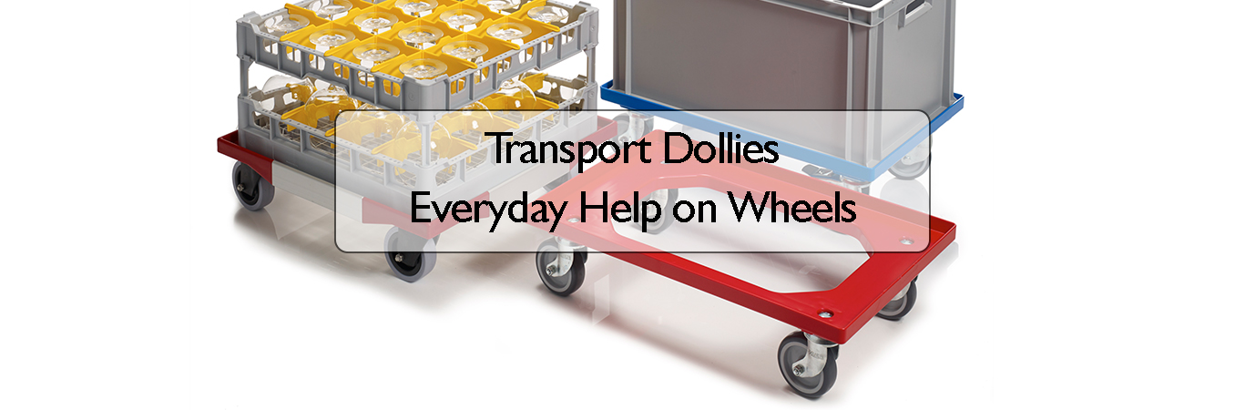 Everyday Help on Wheels: The Benefits of Transport Dollies
